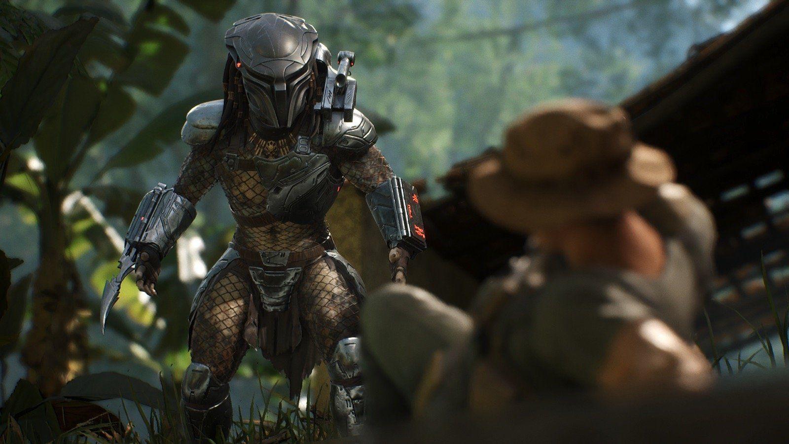 El primer test de Predator: Hunting Grounds tiene fecha confirmada