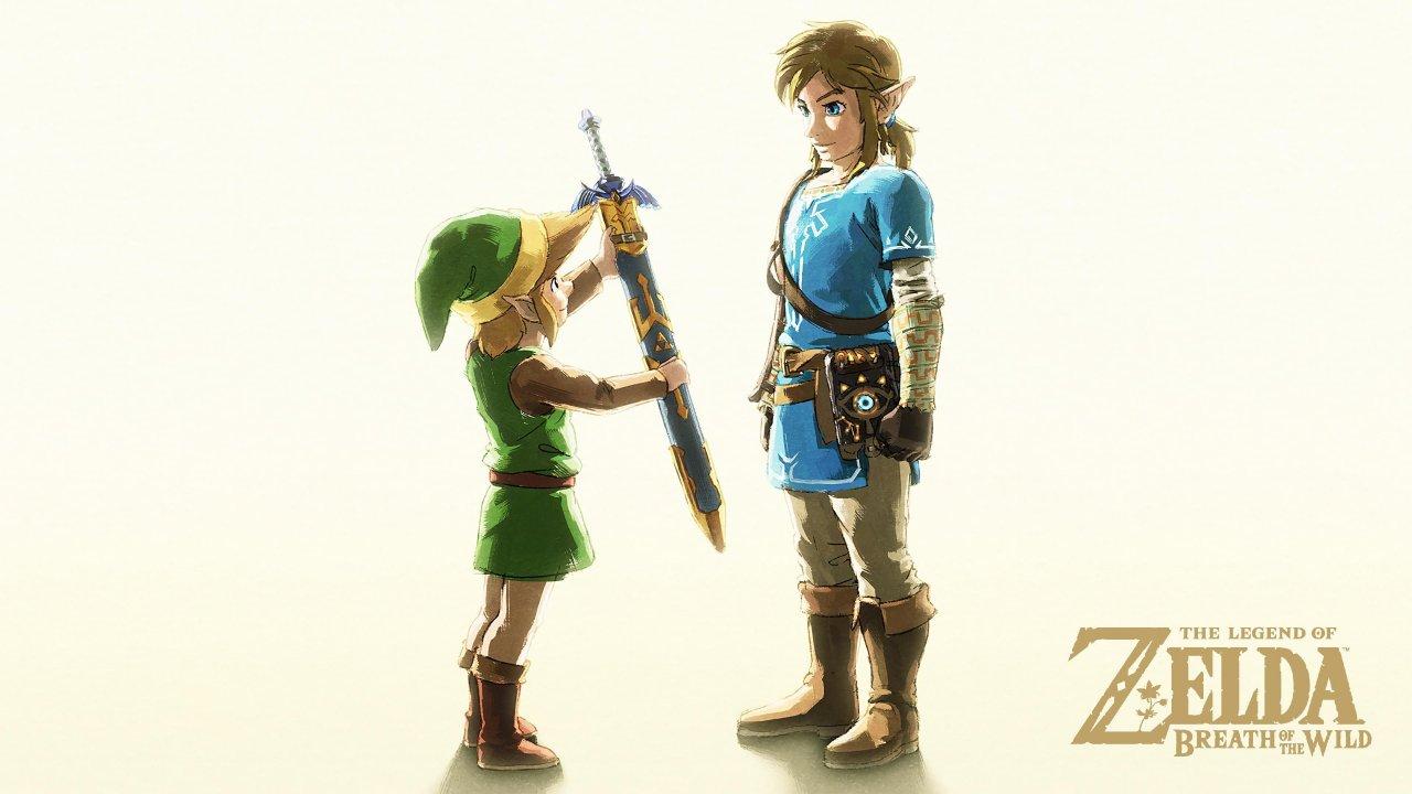 The Legend of Zeldacumplió 34 años