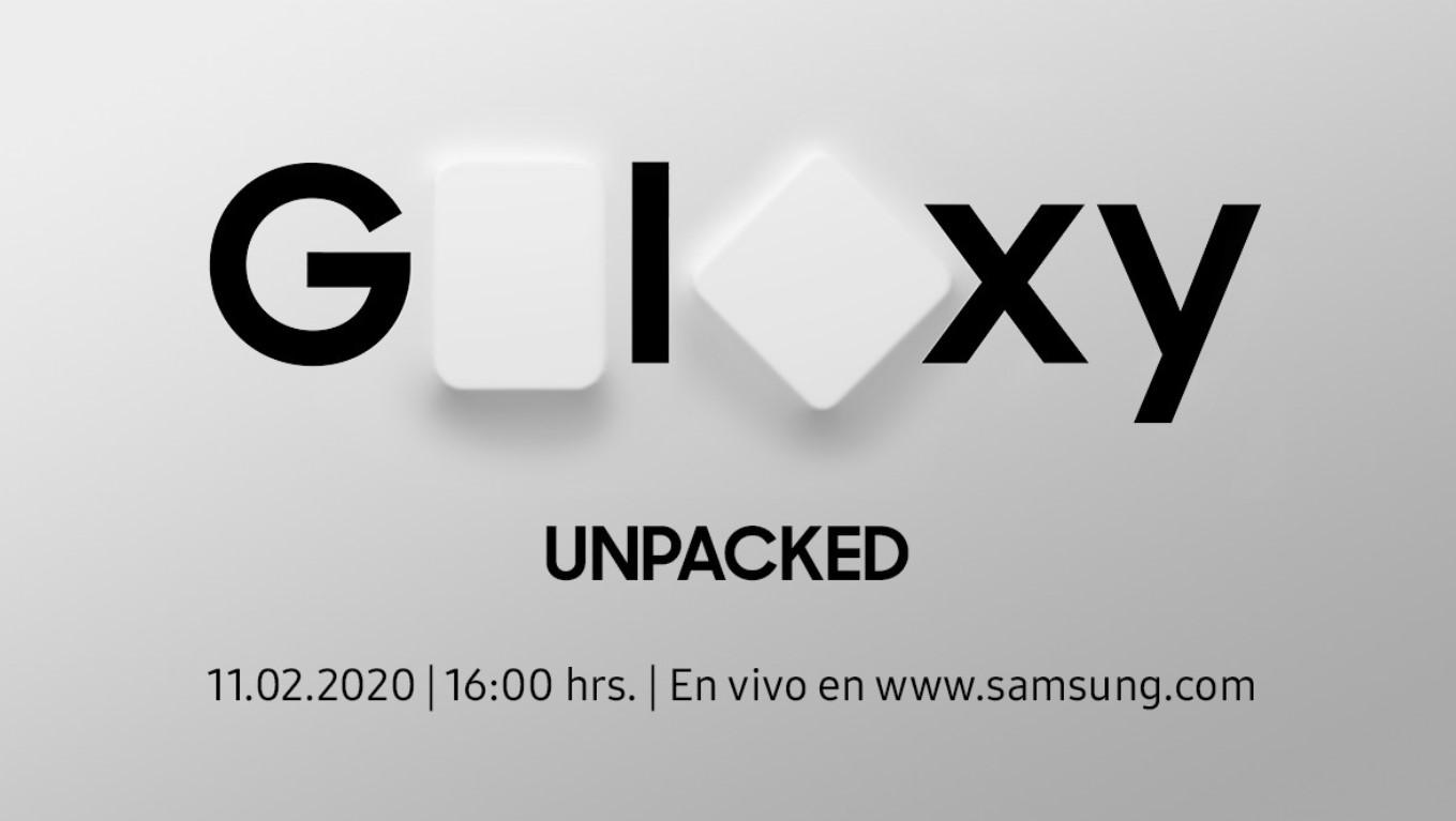 Samsung Unpacked 2020: cómo ver la presentación de los Galaxy S20 y Galaxy Flip Z