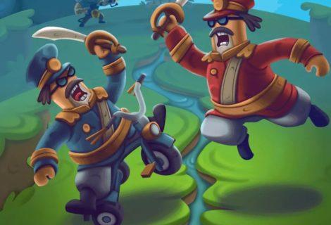 """El juego colombiano para celulares """"World War Doh"""" se vuelve un éxito global en sus primeras dos horas"""