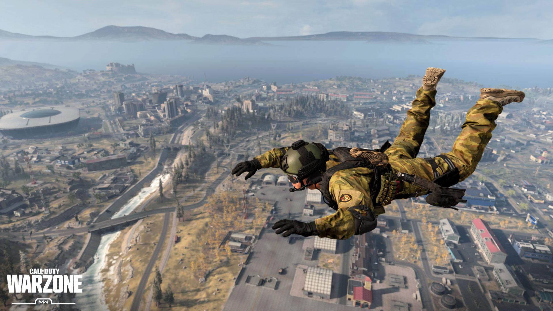 Activision incluyó el Modo Solo en el exitoso Call of Duty: Warzone