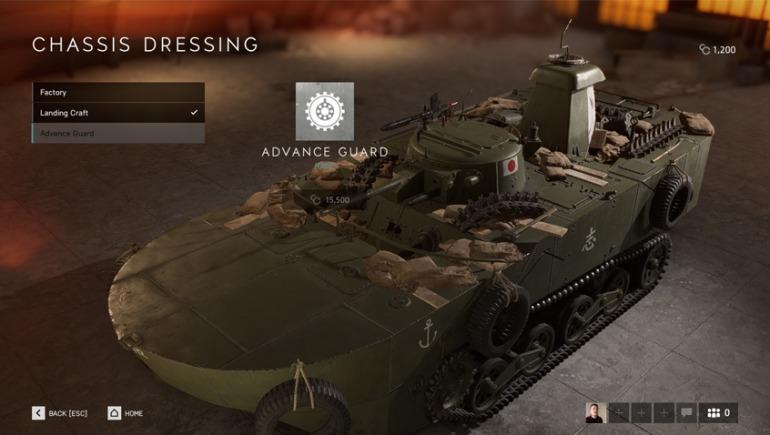 Cada vez falta menos para que en la actualización 6.2 de Battlefield V lleguen los tanques