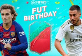 Se confirmó el primer equipo de FUT Birthday en FIFA 20 para Ultimate Team