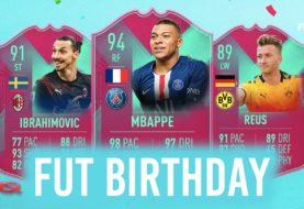 Se filtró una posible lista de los jugadores que estarían en el FUT Birthday en FIFA 20