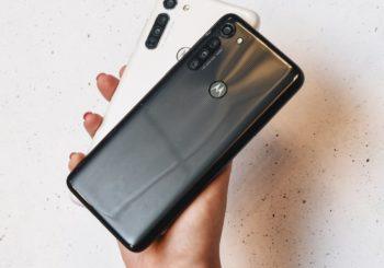 Motorola presentó moto g8 power y moto g8, los últimos miembros de la familia de celulares más vendida