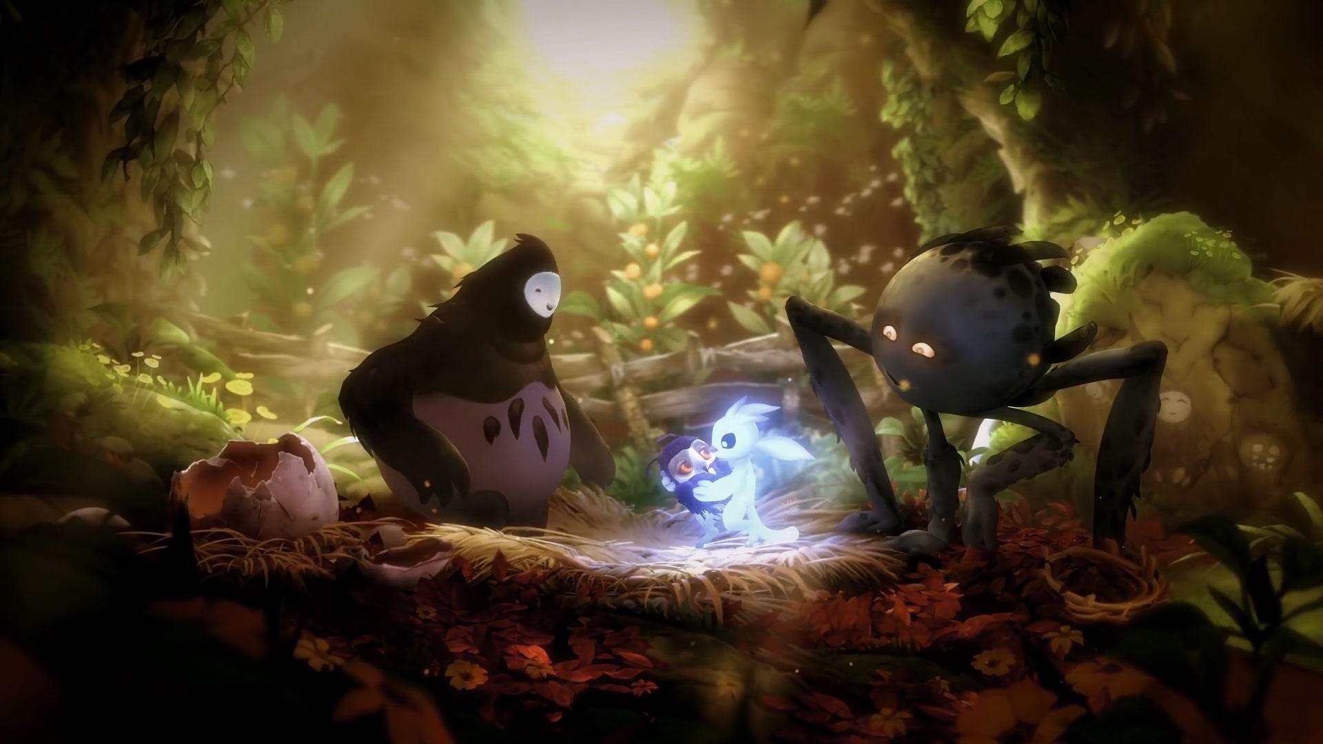 """Novedades de la semana: Ori vuelve con """"The Will of the Wisps"""" en uno de los juegos con el mejor arte del año"""