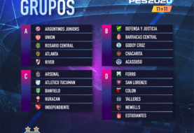 [FINAL] AFA Virtual Liga presentó su torneo 11 vs.11 de PES 2020