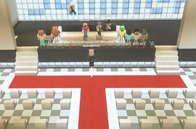 El coronavirus Covid-19 les canceló la fiesta de graduación: estudiantes de primaria se organizaron para celebrar en Minecraft