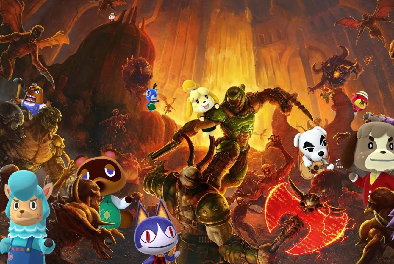 Novedades de la semana: Doom Eternal y Animal Crossing están aquí para salvar a la humanidad del Coronavirus