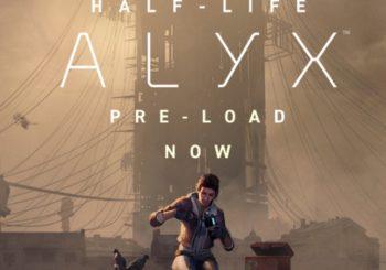 Cuánto ocupará Half-Life Alyx: se conoció el peso del próximo juego en VR de Valve