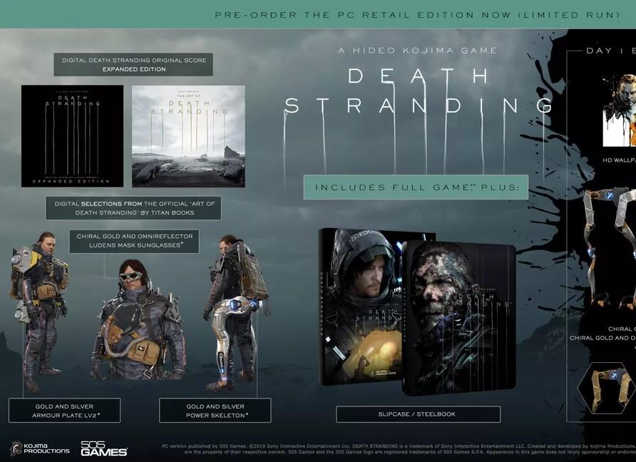 Death Stranding puso fecha de salida en PC: llega en junio y se promociona como la mejor versión, con extras de Half Life