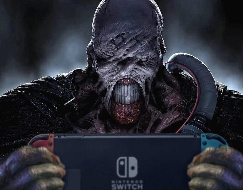 La demo de Resident Evil 3 tiene un archivo que sugiere que podría lanzarse en Switch