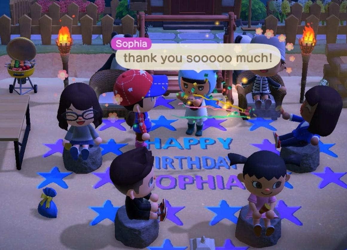 Cumpleaños, bodas y citas: en Animal Crossing se están celebrando todo tipo de eventos por el coronavirus y son un éxito total