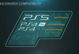Casi todos los 4.000 juegos de PS4 serán retrocompatibles con PS5