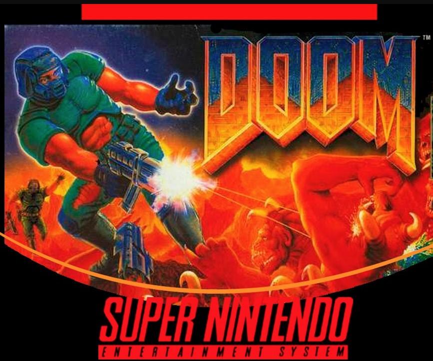 John Romero, uno de los desarrolladores de DOOM, se sorprendió al ver el juego en Nintendo