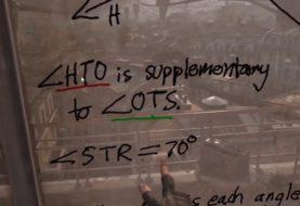 Un profesor enseña matemáticas a través de Half-Life Alyx como alternativa para dar clases a distancia por el coronavirus