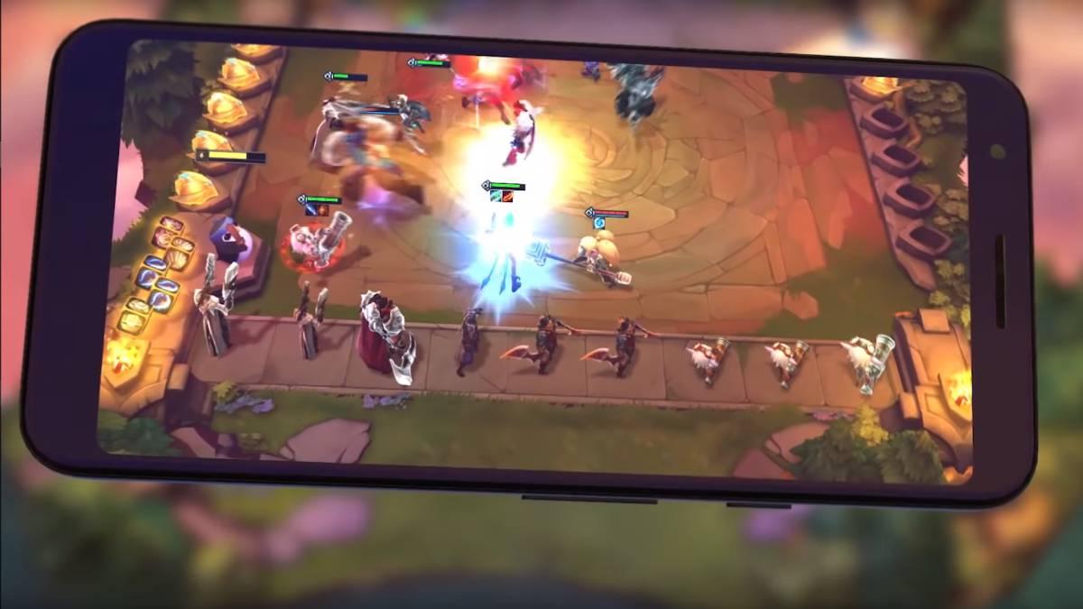 Llegó Teamfight Tactics, el primer juego de Riot Games para dispositivos móviles