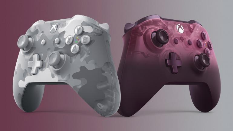 Xbox One anunció una partida especial de controles que son muy llamativos