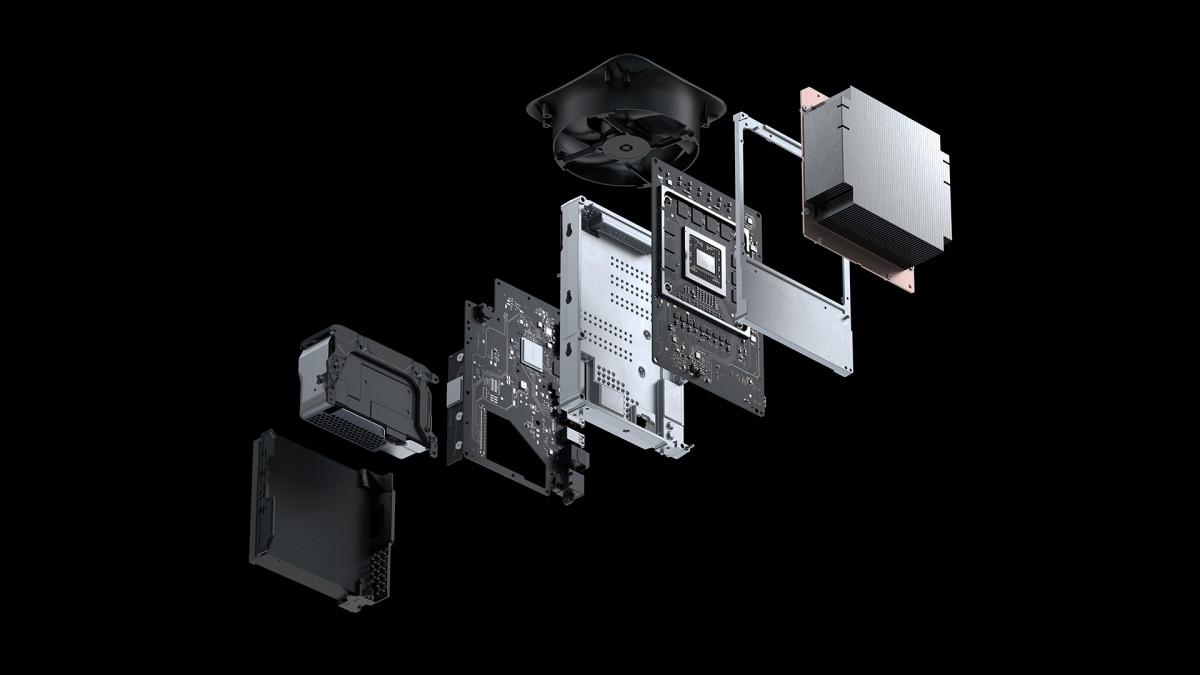 Xbox Series X: así son las especificaciones técnicas de la nueva generación de consola de Microsoft