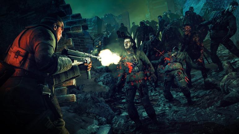 Zombie Army Trilogy confirmó cuál será su fecha de lanzamiento para Nintendo Switch