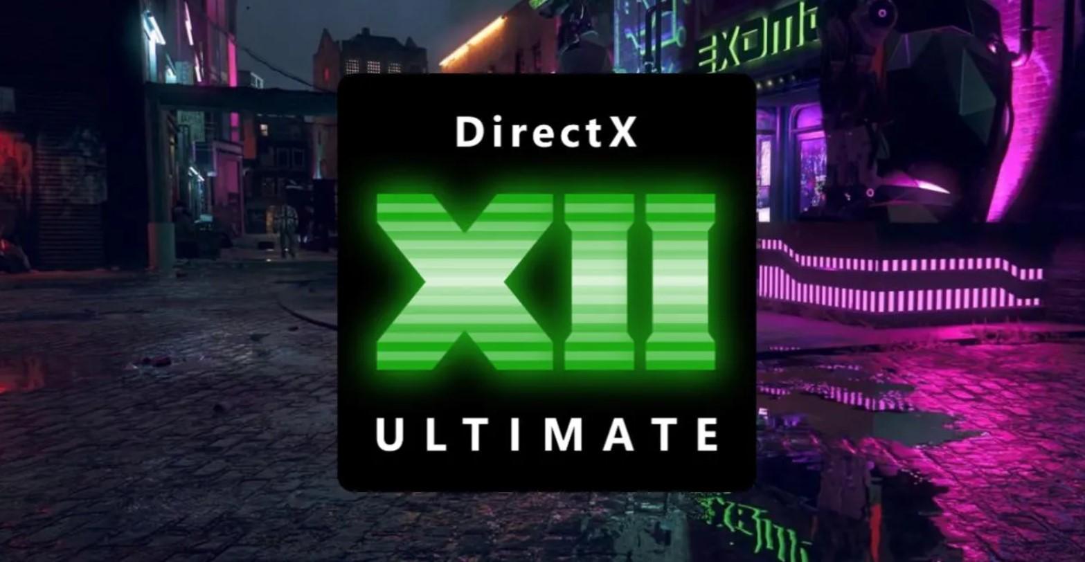 Microsoft anunció DirectX 12 Ultimate para ofrecer la misma experiencia de Xbox Series X en PC