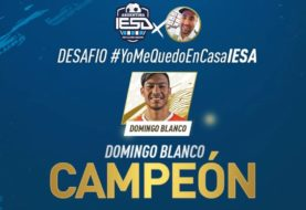 Domingo Blanco le dio a Independiente el título del torneo #YoMeQuedoEnCasaIESA