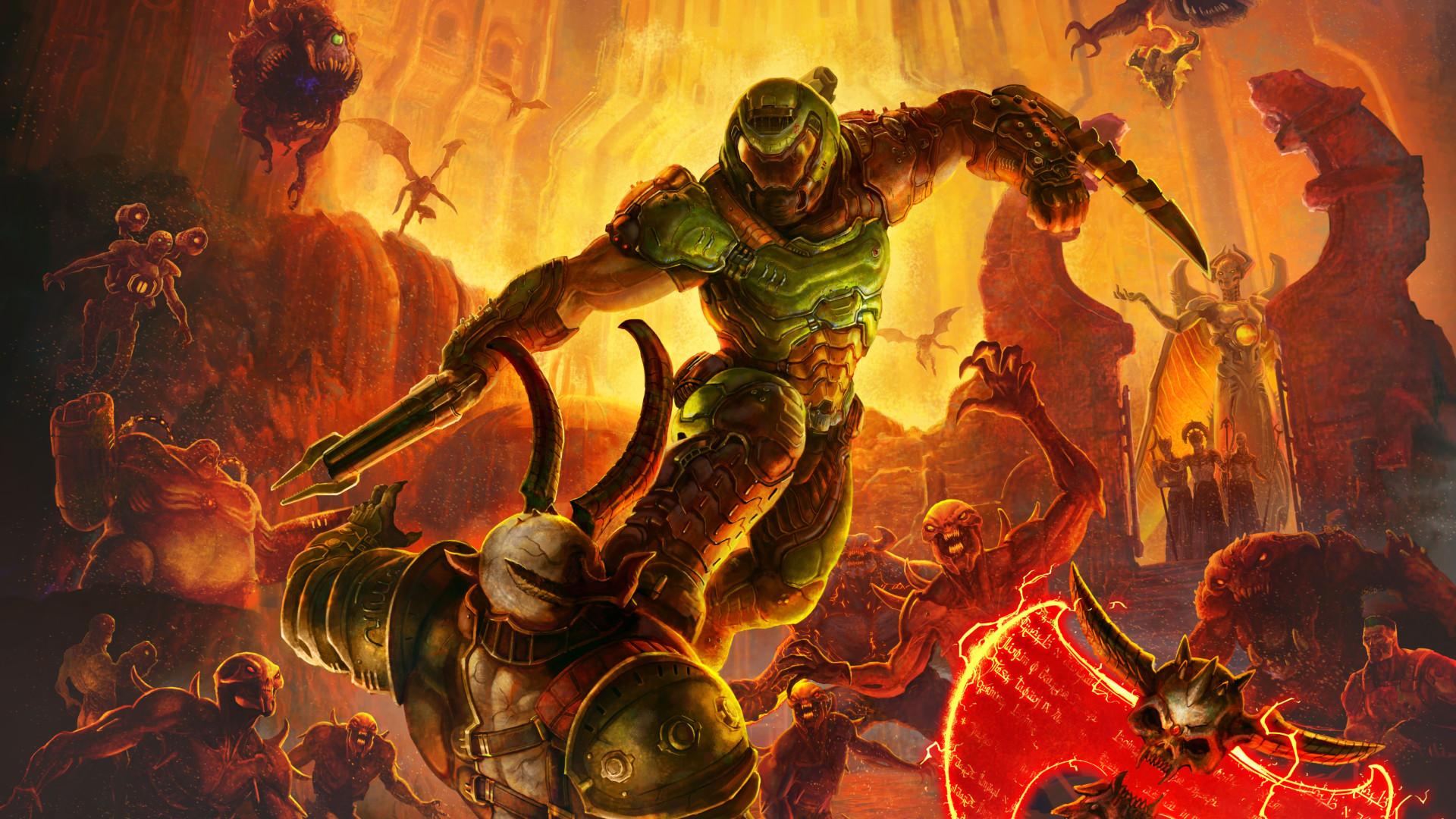 Doom Eternal sobrepasa las expectativas de Bethesda y estableció un nuevo récord en la franquicia