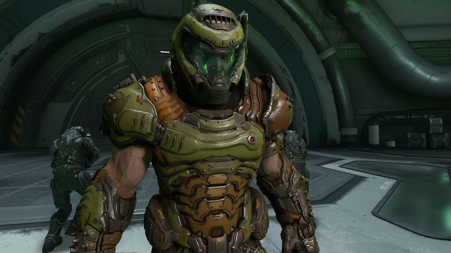 Logran jugar Doom Eternal en tercera persona y luce sorprendente