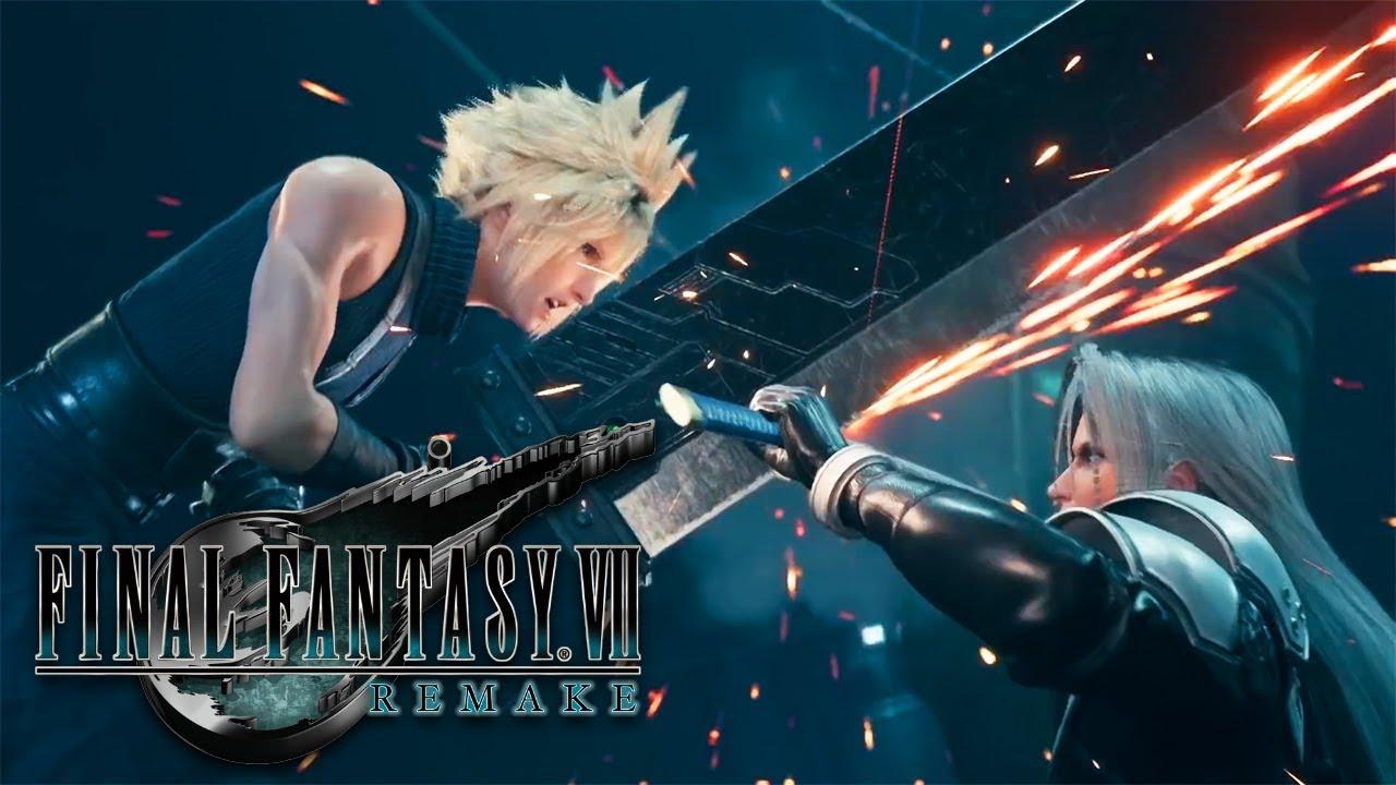 Square Enix adelantó Final Fantasy VII Remake por el coronavirus y pide que se eviten los spoilers