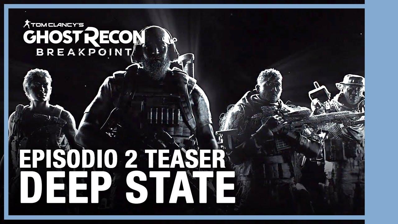 Ghost Recon Breakpoint se une con Splinter Cell en el nuevo evento especial