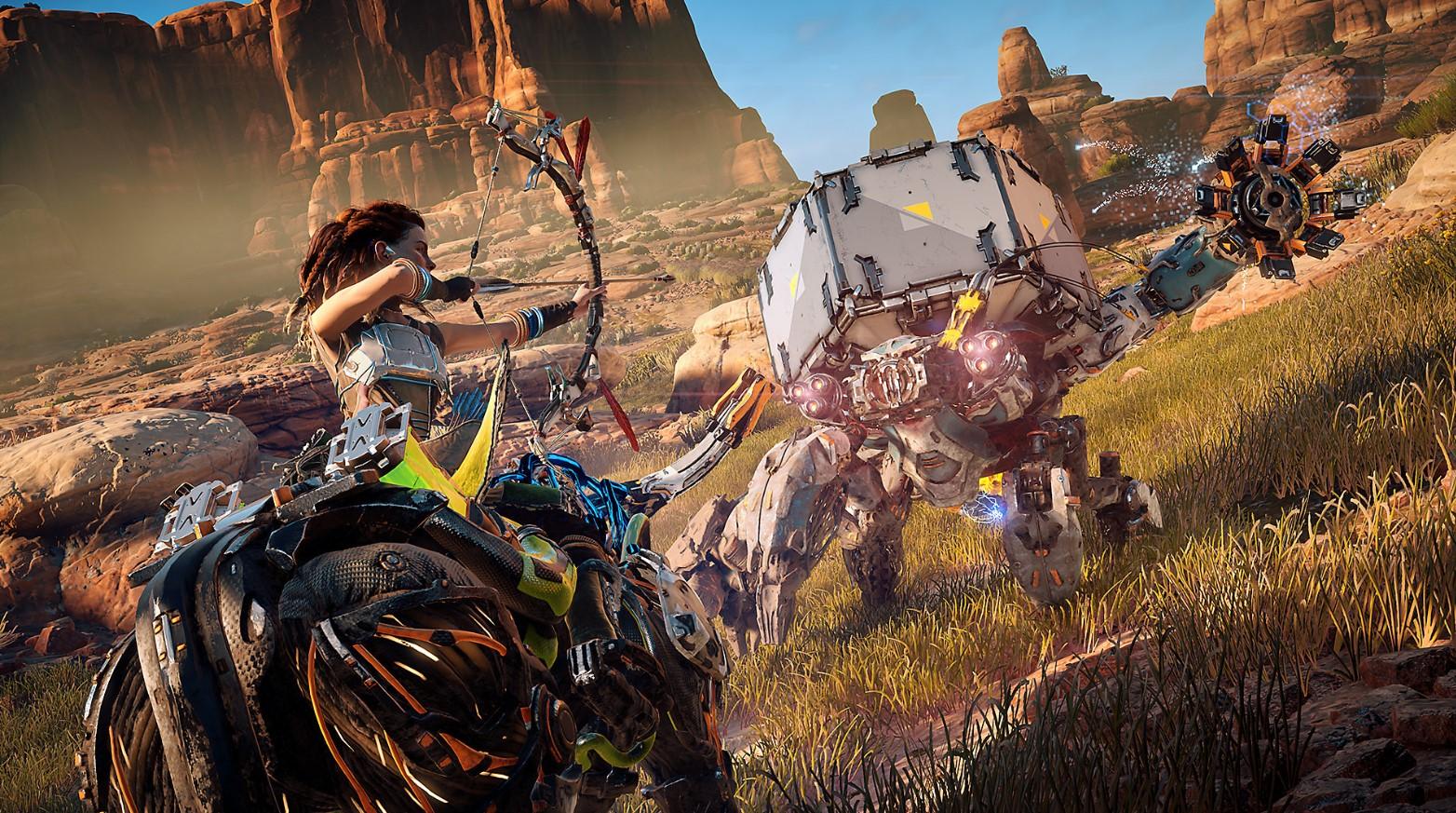 Horizon Zero Dawn ya aparece en Steam y su lanzamiento sería inminente