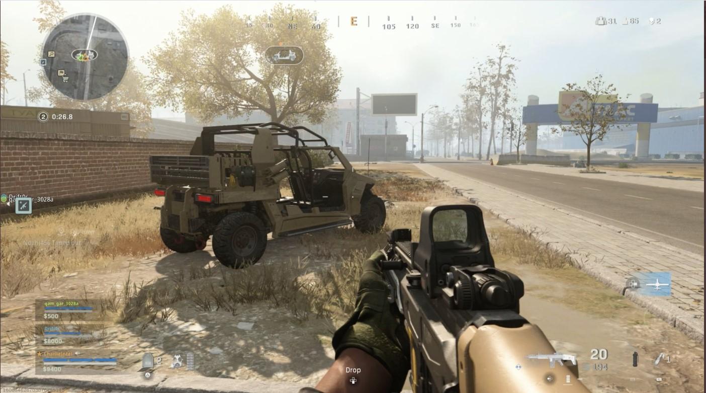 Qué necesitás para jugar Call of Duty: Warzone en PlayStation, Xbox One y PC