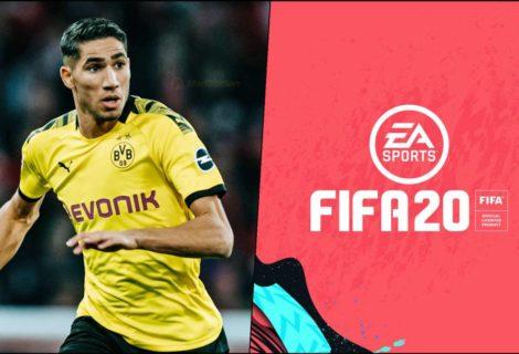 """Achraf Hakimi: """"Soy muy rápido en el FIFA 20 como en la vida real"""""""