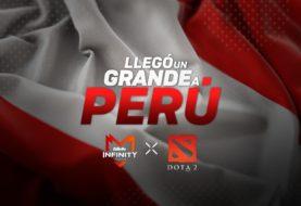 InfinityEsports presentó su primer equipo de Dota 2 que competirá en Perú