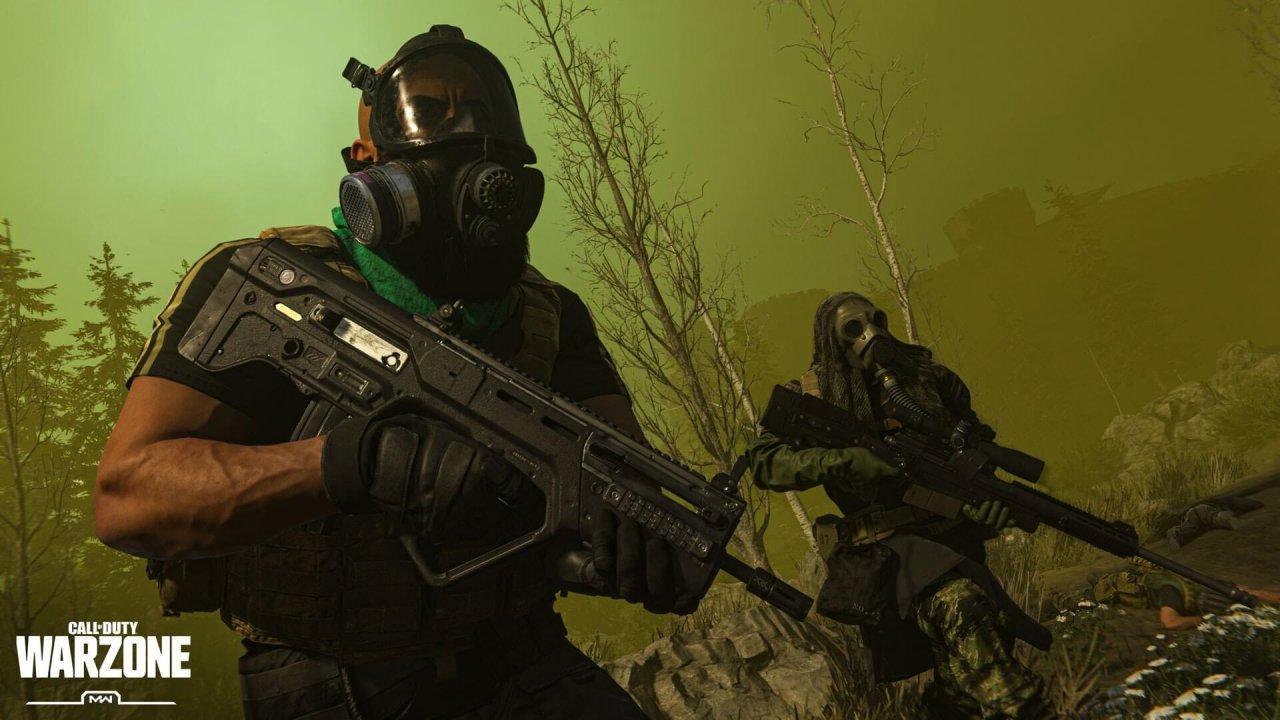Call of Duty: Warzone va a hacer que a los tramposos jueguen entre sí