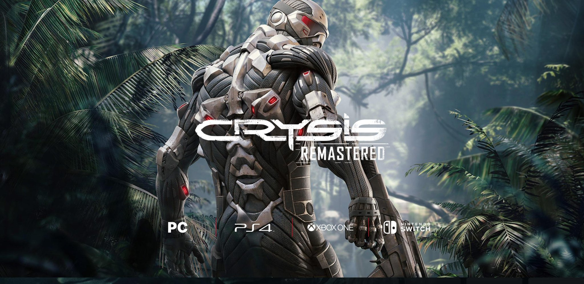 Crysis: Remastered estará disponible en PlayStation 4 a partir de esta semana