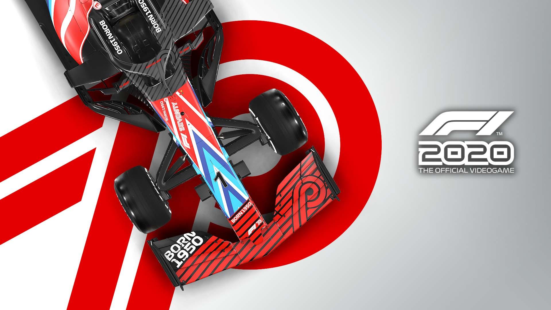Codemasters hizo oficial la fecha de lanzamiento de F1 2020 y publicó un nuevo trailer