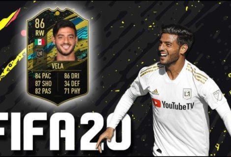Un delantero mexicano es una de las mejores cartas en este TOTW Moments del FIFA 20