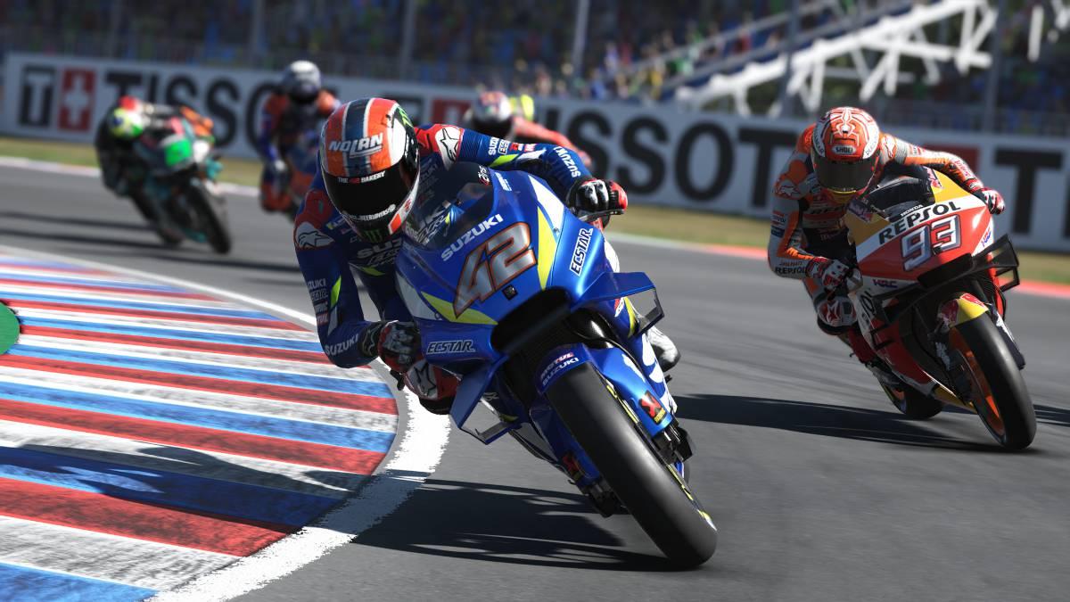 MotoGP 20 publicó un trailer donde muestra el Modo Carrera