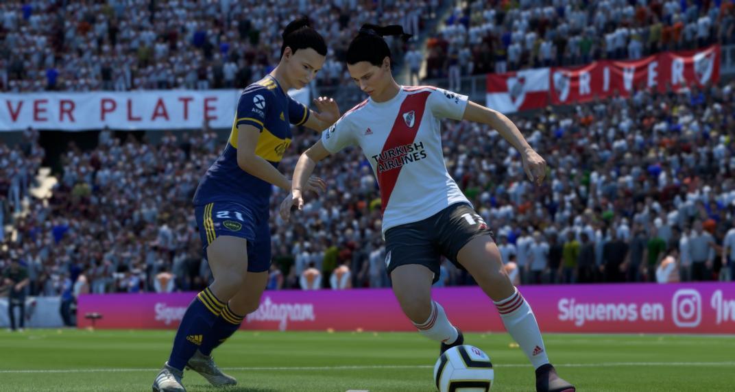 Un ex editor brasileño de EA Sports, André Ruiz, armaría los equipos femeninos argentinos para FIFA 20 y serían completamente gratuitos