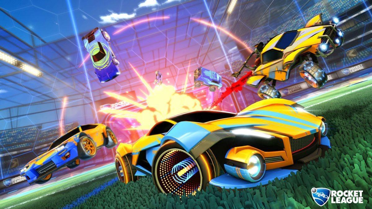 Rocket League no para de romper récords: superó el millón de jugadores simultáneos