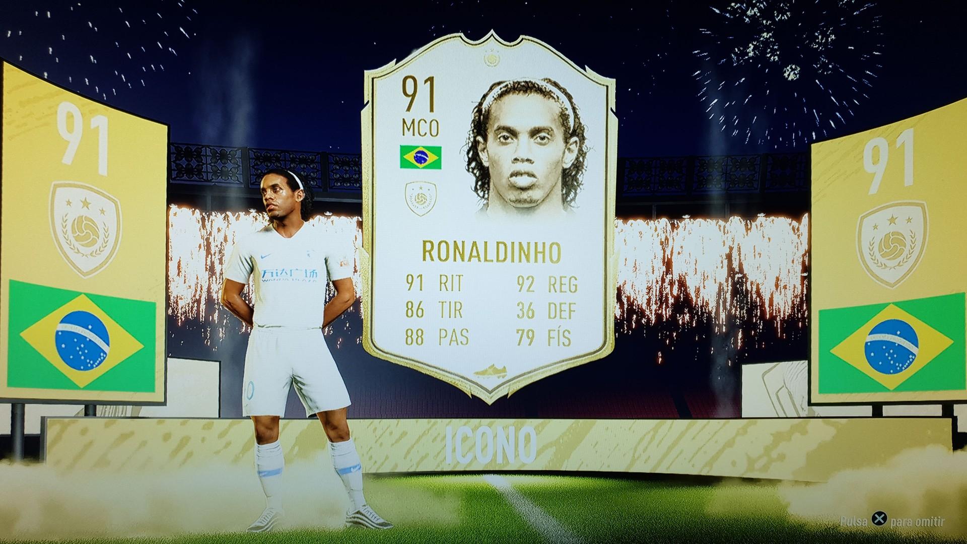 Ronaldinho en el ojo de la tormenta: ¿por qué podría ser eliminado de FIFA 20?