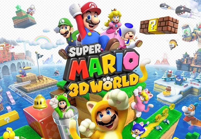 A través de una actualización Super Mario 3D All-Stars tendrá controles invertidos