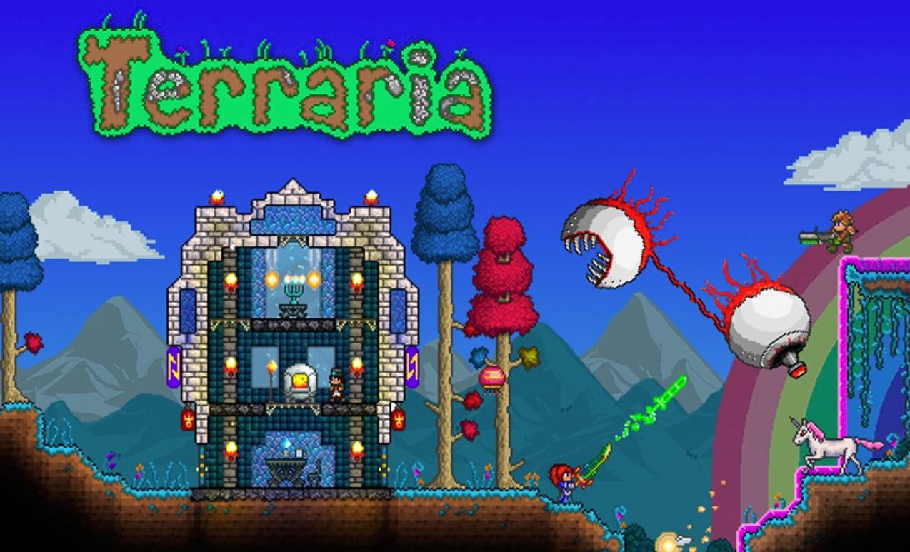 A pesar de ya tener casi 10 años, Terraria sigue creciendo: superó esta semana los 30 millones de usuarios