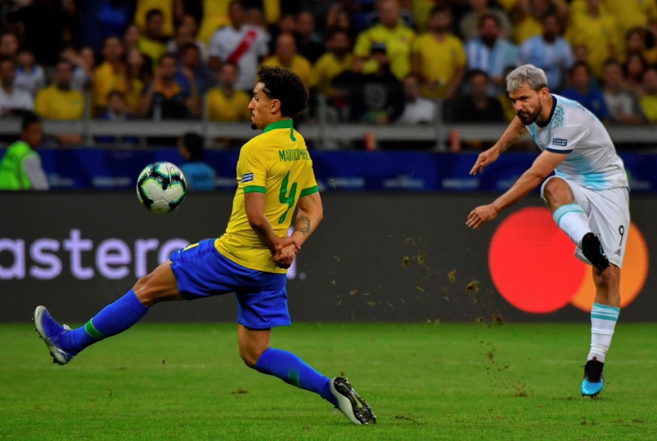 [FINALIZADO] El Kun Agüero perdió la final en FIFA 20 ante Brasil