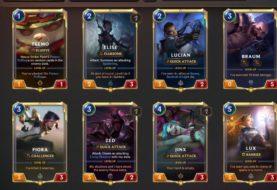 Las cartas sobre la mesa: Legends of Runeterra ya tiene fecha de lanzamiento para PC y teléfonos móviles