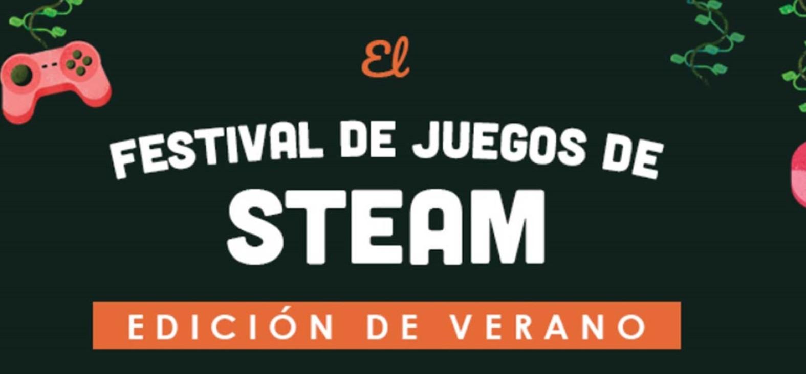Steam le puso fecha a su clásico Festival de Juegos de verano