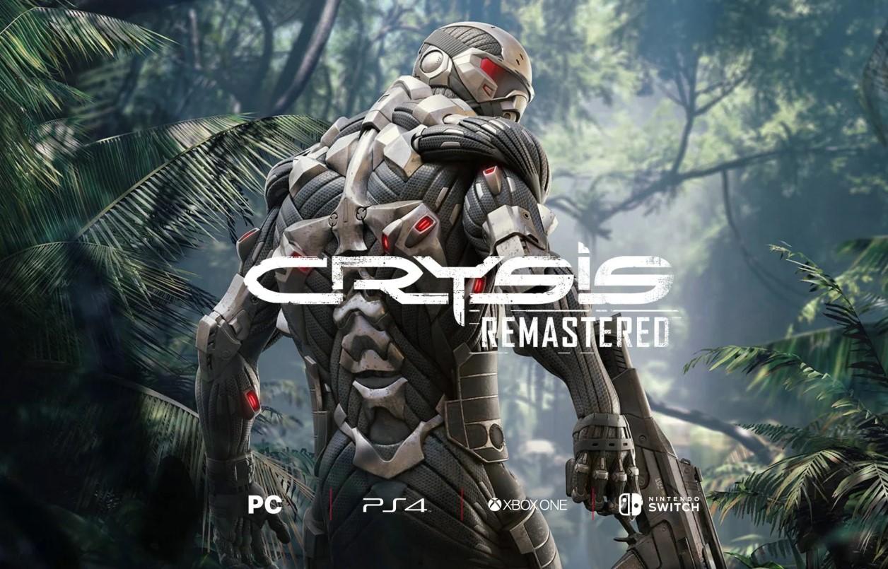 Crysis sería remasterizado en todas las plataformas y llegaría a Nintendo Switch, según una filtración accidental