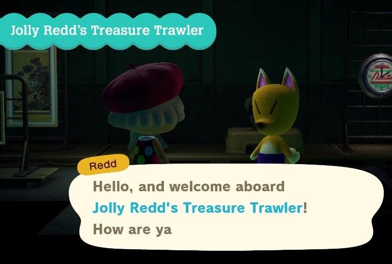 Llega la actualización de Animal Crossing New Horizons: este jueves, con Leif y Redd incluidos