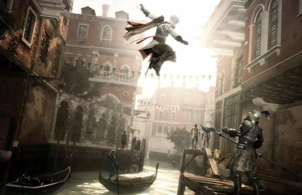 Assassin's Creed II se puede canjear de manera gratuita, pero por tiempo limitado